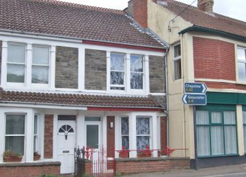 Thumbnail 2 bed terraced house to rent in High Street, Aylburton, Lydney