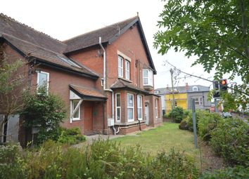 Thumbnail 1 bed flat to rent in Avenue Road, Lymington, Hampshire