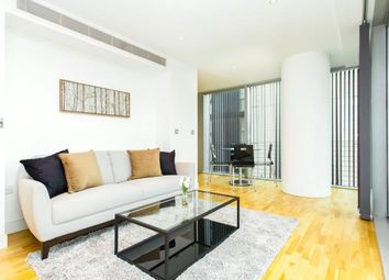 Thumbnail 1 bed flat to rent in Landmark West Tower, 22 Marsh Wall