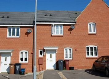 Thumbnail 2 bed terraced house to rent in Acorn Close, St Crispins, Northampton