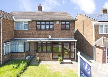 Thumbnail 3 bed semi-detached house for sale in Tynedale Close, Dartford, Kent