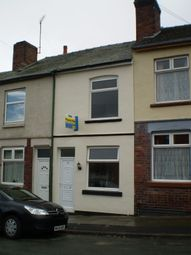 Thumbnail 2 bed terraced house to rent in Lomas Street, Shelton, Stoke On Trent