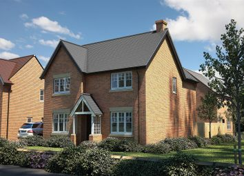 Thumbnail 4 bed detached house for sale in Plot 33, Lilac View, Marton Road, Long Itchington