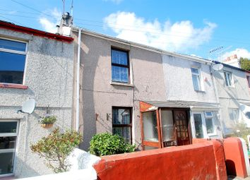 Thumbnail 2 bed terraced house for sale in Laira Avenue, Laira, Plymouth