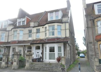 Thumbnail 1 bed flat for sale in Milton Road, Weston-Super-Mare