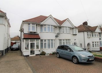 Thumbnail 3 bedroom semi-detached house to rent in Stoneyfields Lane, Edgware, Greater London