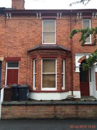 Thumbnail 6 bed terraced house to rent in Richmond Road, Lincoln