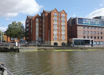 Thumbnail 2 bedroom flat for sale in Brayford Wharf East, Lincoln