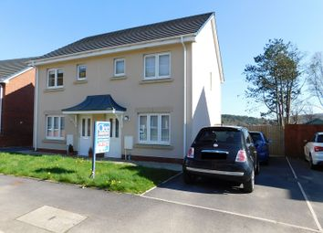 Thumbnail 2 bed semi-detached house for sale in Maes Yr Ysgol, Pontardawe, Swansea.