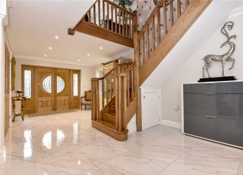 Thumbnail 5 bed detached house for sale in Lower Cookham Road, Maidenhead, Berkshire