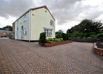 Thumbnail 4 bed detached house for sale in Newbridge Lane, Covenham St Mary