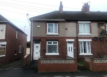Thumbnail 2 bed end terrace house to rent in Oak Road, Shafton, Barnsley
