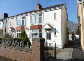 Thumbnail 2 bed semi-detached house for sale in Llandybie Road, Ammanford