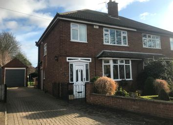 Thumbnail 3 bedroom semi-detached house for sale in Scalford Road, Melton Mowbray, Melton Mowbray LE131Jz