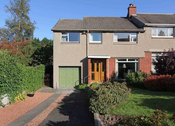 Thumbnail 4 bed semi-detached house for sale in Buckstone Crescent, Buckstone, Edinburgh