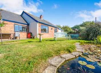 Thumbnail Detached bungalow for sale in Eccles-On-Sea, Eccles-On-Sea, Norwich