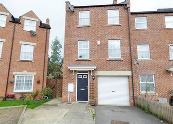 Thumbnail 4 bed terraced house for sale in Allerton Close, Northallerton, North Yorkshire