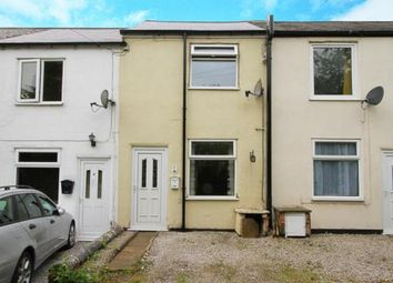 2 bed terraced house for sale in Blacks Lane, North Wingfield, Chesterfield, Derbyshire S42