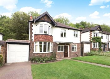 Thumbnail 4 bed detached house to rent in Hillbury Road, Warlingham