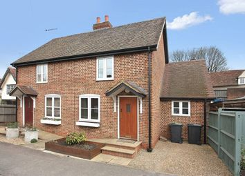 Thumbnail 2 bed semi-detached house to rent in Lower Street, Stansted, Essex