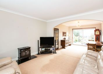 Thumbnail 4 bed end terrace house for sale in Chudleigh Crescent, Ilford