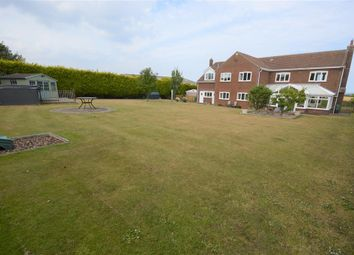 Thumbnail 4 bed detached house for sale in Malton Road, Hunmanby, Filey