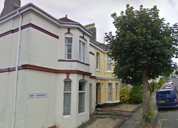 Thumbnail 7 bed town house to rent in May Terrace, Mutley, Plymouth