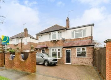 Thumbnail 6 bed detached house to rent in Ullswater Crescent, Kingston Vale, London