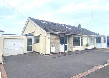 Thumbnail 4 bedroom bungalow for sale in Fosseway Gardens, Westfield, Radstock