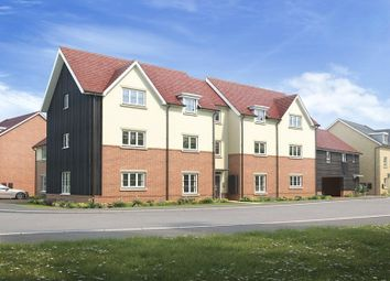 Thumbnail 1 bed flat for sale in Knights Way, St. Ives, Cambridgeshire