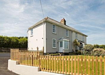 Thumbnail 3 bed semi-detached house for sale in Malborough, Kingsbridge
