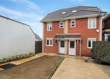 Thumbnail 4 bedroom semi-detached house for sale in Salisbury Road, Parkstone, Poole