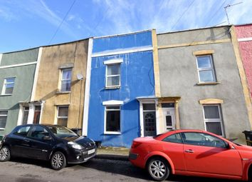 Thumbnail 2 bed terraced house for sale in Wells Street, Ashton Gate, Bristol