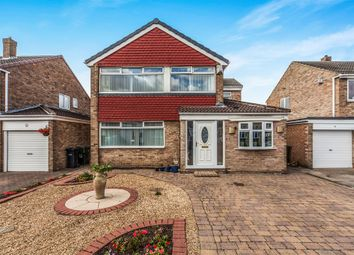 Thumbnail 4 bed detached house for sale in Keilder Rise, Hemlington, Middlesbrough