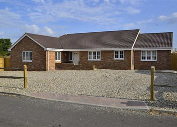 Thumbnail 4 bed detached bungalow for sale in Rooksfield, Bishops Green, Berkshire