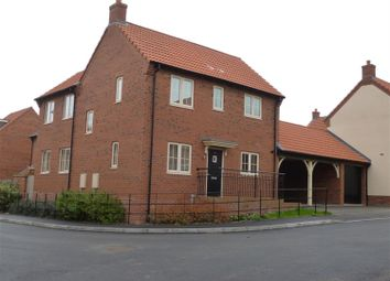 Thumbnail 3 bedroom detached house for sale in Baker Avenue, Gringley-On-The-Hill, Doncaster