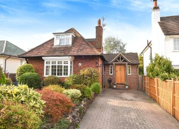 Thumbnail 4 bed detached house for sale in Hill Rise, Chalfont St. Peter, Gerrards Cross, Buckinghamshire