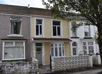 Thumbnail 2 bed terraced house for sale in St. Helens Avenue, Swansea