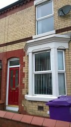 Thumbnail 2 bed terraced house to rent in July Road, Liverpool