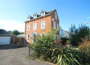 Thumbnail 4 bed end terrace house to rent in Water Lily, Aylesbury