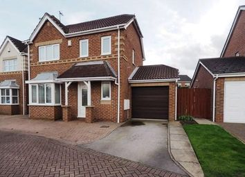 Thumbnail 3 bedroom detached house for sale in Bridge Close, Victoria Dock, Hull