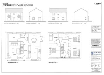 Thumbnail 4 bed detached house for sale in Adjacent To 123, Waterloo Road, Penygroes, Llanelli, Carmarthenshire.