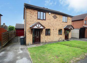 Thumbnail 2 bed semi-detached house for sale in Cloudside Road, Sandiacre, Nottingham