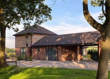 Thumbnail 3 bed barn conversion for sale in School Lane, Caverswall, Stoke-On-Trent