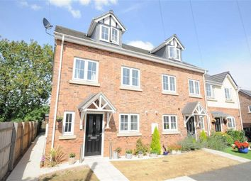 Thumbnail 4 bed town house for sale in Lotus Court, Oulton Road, Stone