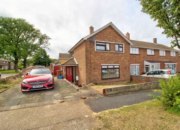 Thumbnail 3 bed semi-detached house for sale in Ajax Road, Rochester