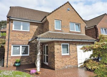 Thumbnail 4 bed detached house for sale in Whitegates, Mayals, Swansea