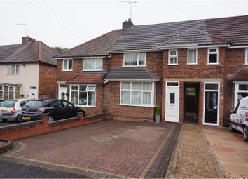Thumbnail 3 bed terraced house for sale in Ringswood Road, Solihull
