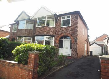 Thumbnail 3 bedroom semi-detached house for sale in Hereford Drive, Prestwich, Manchester