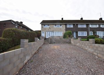 Thumbnail 3 bed end terrace house for sale in Parracombe Close, Llanrumney, Cardiff